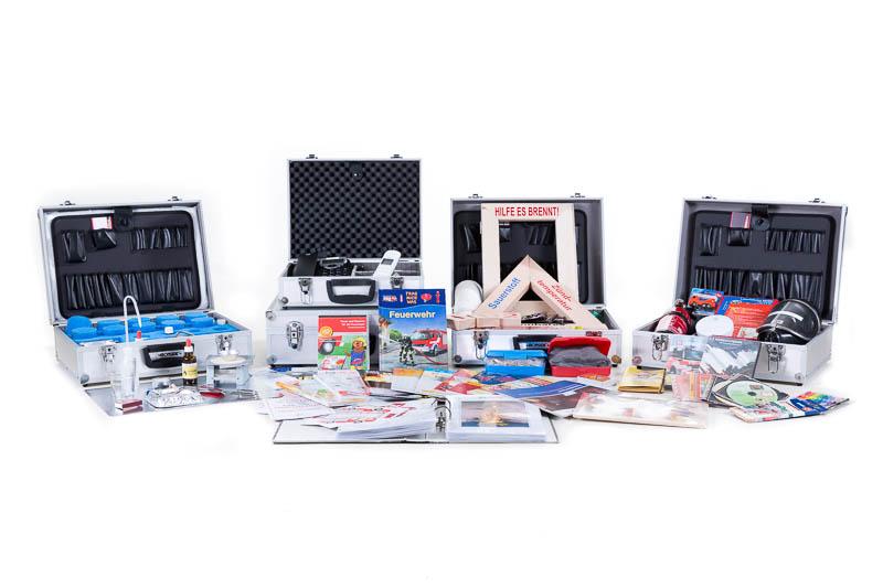 Brandschutzkoffer Set