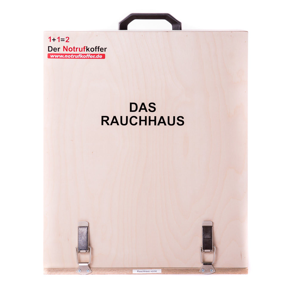 3 Etagenhaus Transportbox