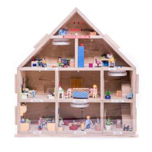 Das Rauchhaus - Einfamilienhaus klein